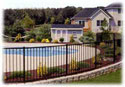 Lifetime Warranty Aluminum Ornamental Fence - Stronger than steel.